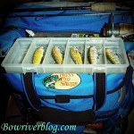 Bass Pro Back Pack Tackle Organizer