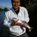 Fishing Trips to Float The Bow River July 23 2011