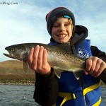Fall fishing the Bow River September 2012