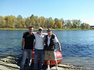 22X Boat launch Calgary