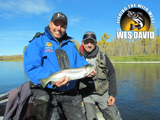 Fishing the wild west with Wes David